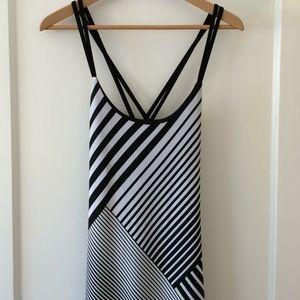 Long Strappy Maxi Dress! (S/M)