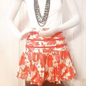 kenzie Dresses & Skirts - Kenzie Floral Mini Skirt