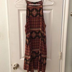 Forever 21 Dresses & Skirts - Tribal Patterned Blouse