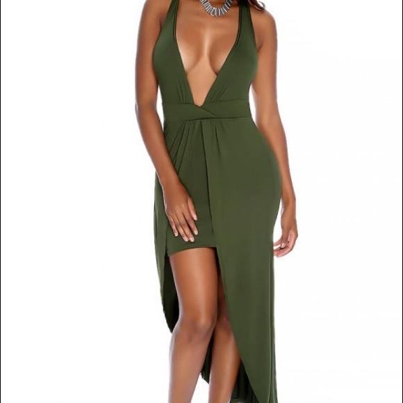 Fashion Nova Beauty Queen Maxi Dress: 66% Off Fashion Nova Dresses & Skirts
