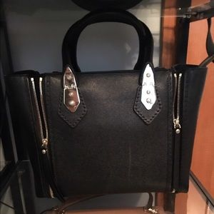 Henri Bendel A-list satchel