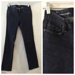 Modern Straight Loft Jeans