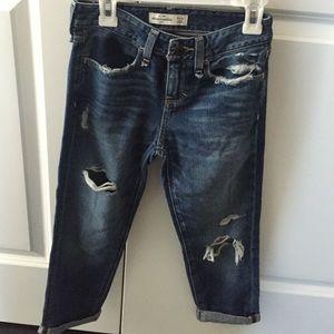 Abercrombie Jeans Girls