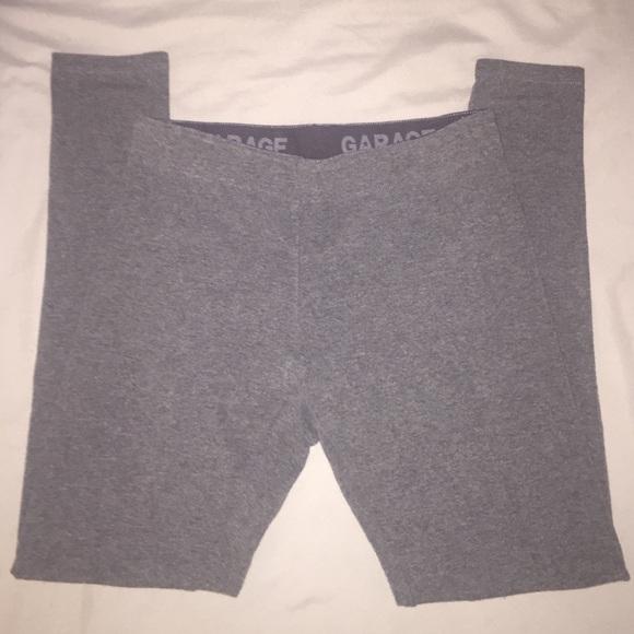 724debe7ef52a3 Garage Pants | Grey Leggings | Poshmark