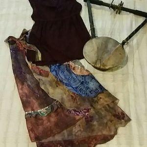 Dresses & Skirts - Wraparound skirt