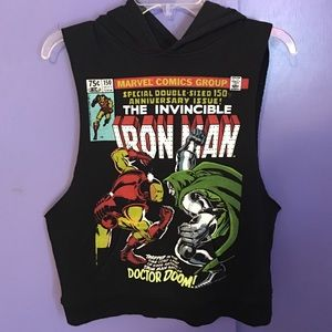 Iron Man Sweater Forever 21 107