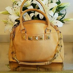 Marc by Marc Jacobs  yellow shoulder bag