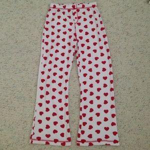 Sara's Prints Other - Heart pajama pants