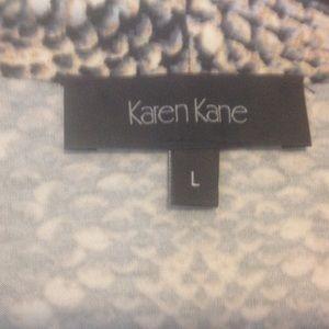 Karen Kane Pants - Karen Kane animal print jumpsuit