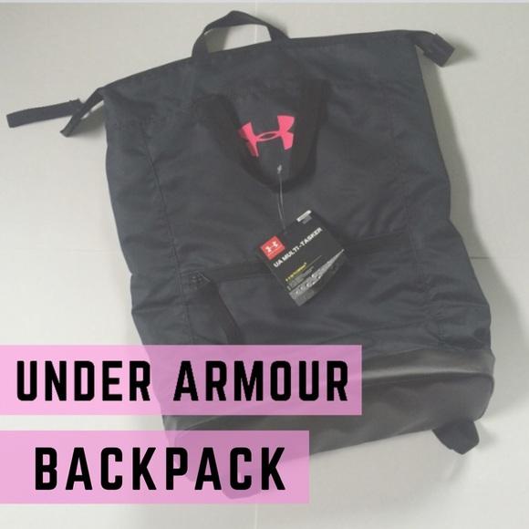 Under Armour Bags   Ua Multitasker Backpack   Poshmark 9e19220de0