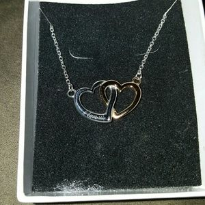 Jewelry - 💟CLERANCE SALE  💋Double heart