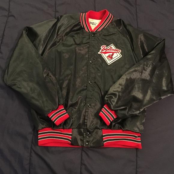 b2485b242 Chalk Line Other - Vintage chalk line Cleveland Indians Bomber Jacket
