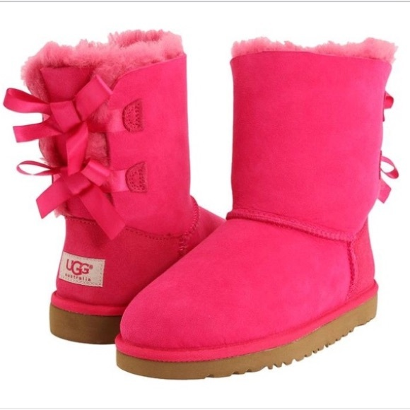 hot pink womens uggs