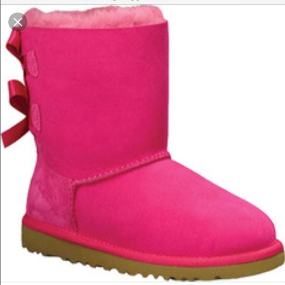 womens uggs pink