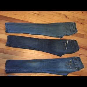 Abercrombie & Fitch Denim - Abercrombie/American Eagle Jeans