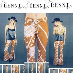 lenni the label lace up bells