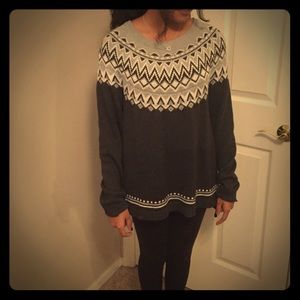 Gorgeous Oversized Fall Sweater