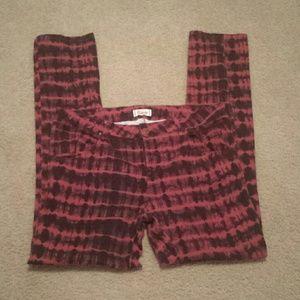 Olsenboye Pants - 3 FOR $12 SALE Printed skinny pants