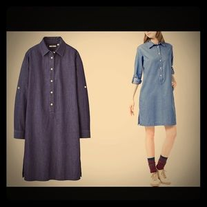 UNIQLO Shirt Dress
