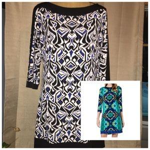 Laundry by Shelli Segal Dresses & Skirts - Like New Laundry by Shelli Segal boat neck dress