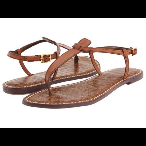 02791f8114042 New Sam Edelman Gigi gladiator sandal saddle