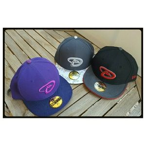 a3c380d18a0 59FIFTY® Accessories - 59FIFTY® Fitted caps. All lids clean. 16 Each