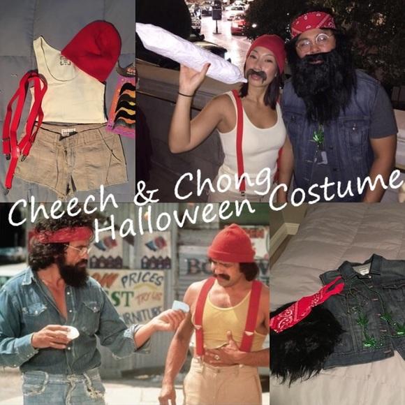 PRICE DROP??Cheech u0026 Chong Halloween Costumes & Other | Price Dropcheech Chong Halloween Costumes | Poshmark