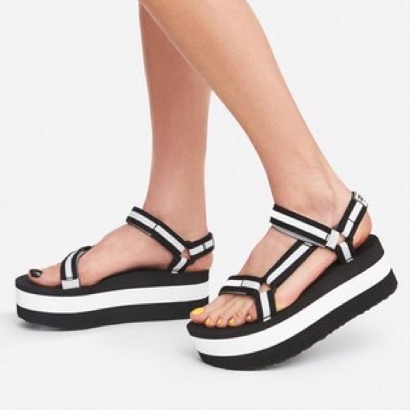 4c956bbe3c4d Opening Ceremony x Teva Flatform Universal Sandals
