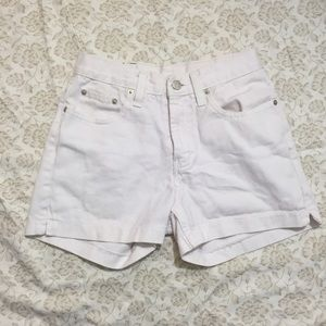 Jordache Pants - Vintage high waisted Jean shorts