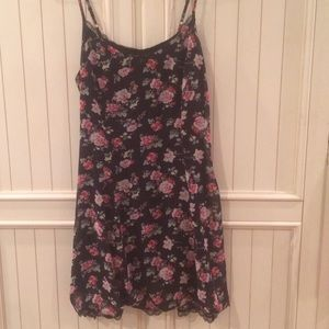 sale Floral Slip Dress