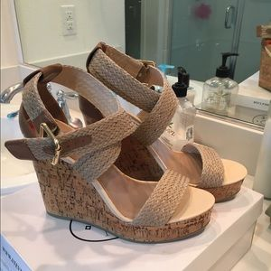 New Steve Madden wedges