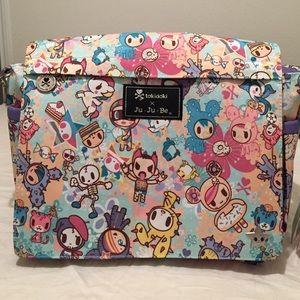 tokidoki Handbags - Tokidoki x Ju-Ju-Be Better Be in Perky Toki