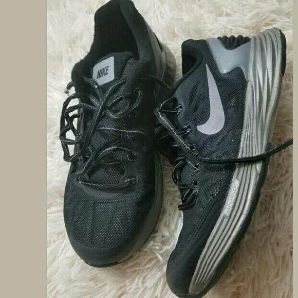 buy online b1a89 a5b12 Youth Nike H20 Repel LunarGlide 6 Running Sneaker.  M 57b2928dfbf6f9465601cd4f