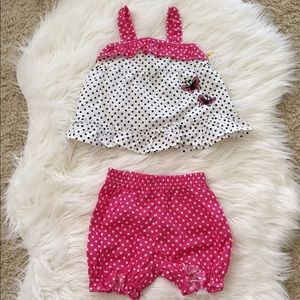 Other - Little Girl's Butterfly Outfit