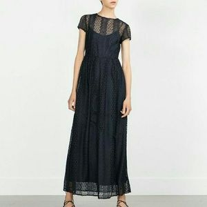 Zara lace dress (1836)