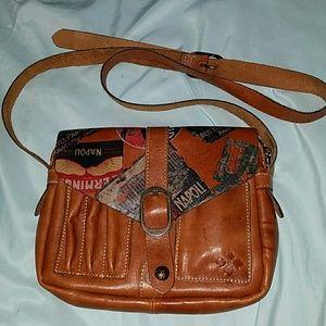 12% off Patricia Nash Handbags - PATRICIA NASH Leather ...