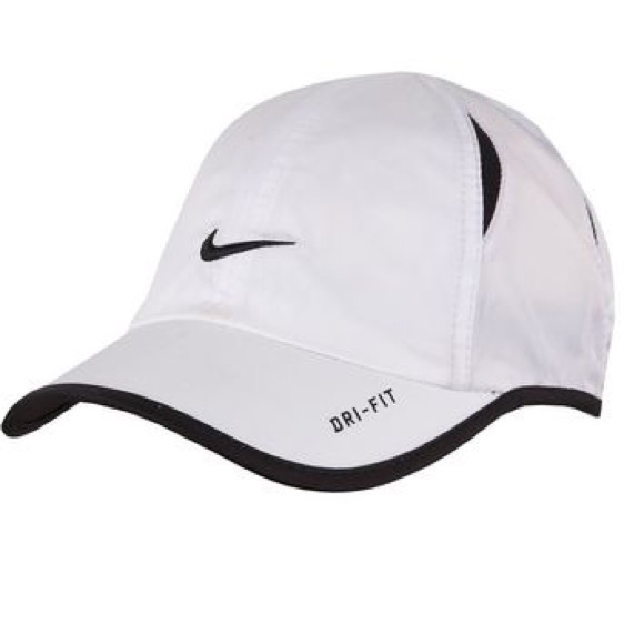 Nike white dri-fit hat 327ca864da8