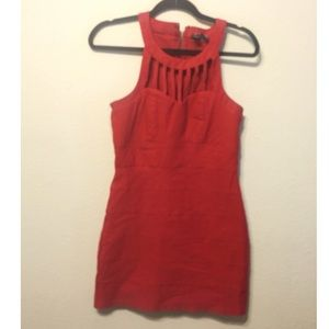 WINDSOR Dresses & Skirts - NWT Large Red Bodycon Windsor Dress