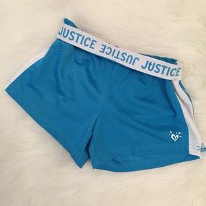Justice Other - Justice Athletic Mesh Shorts (8)