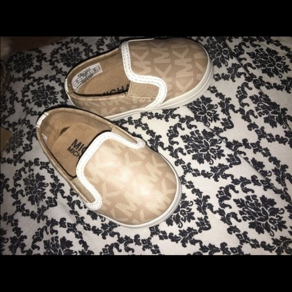 Michael Kors Shoes | Baby Mk Shoes Size