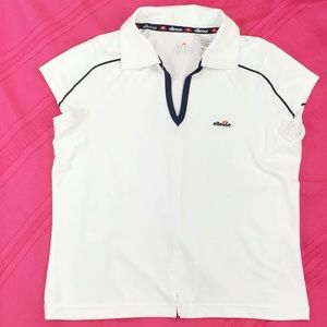 Ellesse Tops - Ellesse V-neck Sports Top