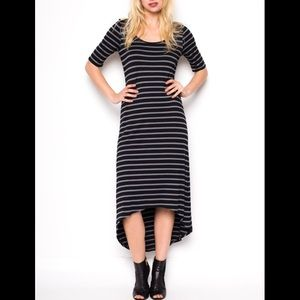 LAmade Dresses & Skirts - 🌹LAmade CLOSET STAPLE STRIPED DRESS🌹