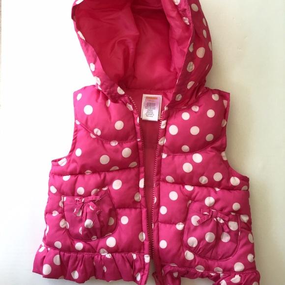 GYMBOREE Girls 12-24 Month 2T-3T Choice Winter Coat Jacket NWT