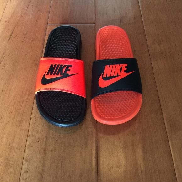 Nike Shoes  New Slides In Mismatched Color  Poshmark-9050