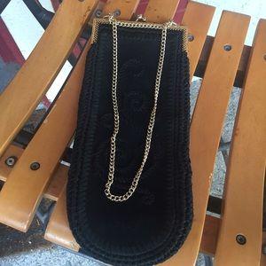 Vintage oblong hand bag