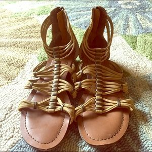 Mia Shoes - Gladiator Sandals