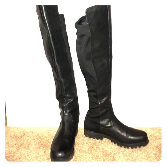 Donald J Pliner Embroidered Knee-High Boots cheap release dates iiSaq7ntEL
