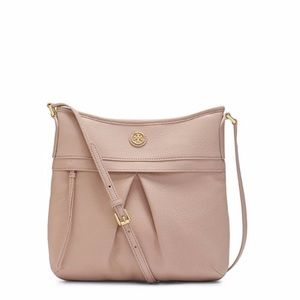 Tory Burch Handbags - Pebbled Leather Swingpack