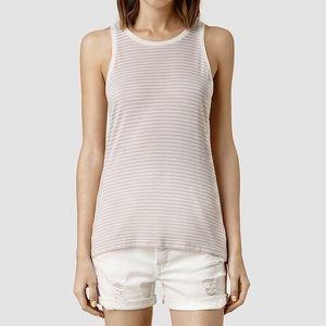 All Saints Tops - ALL SAINTS Evis Tank