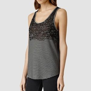 All Saints Tops - ALL SAINTS Shade Rok Tank